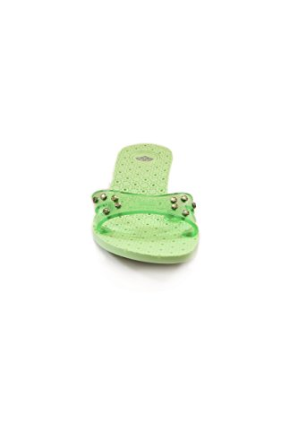 Fornarina Synthetic Sandals with Slip ProofHeel (3,5 cm) mod. PEFMT4704WQ Apple