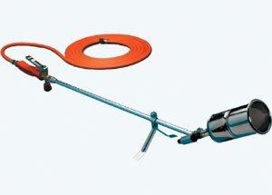 Abflammgerät PZ 6000 mit Piezzozündung mit Druckregler 2,5bar
