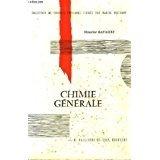 Chimie générale.