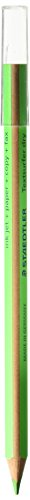 Staedtler Textsurfer Dry Highlighter Pencil 12864Drawing for writing Sketching inkjet, paper, Copy, fax (confezione da 4) verde (4matite)