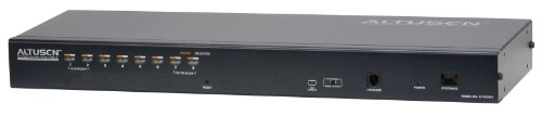 Aten KH1508AI 8-Port Single User CAT5 IP KVM (On The Net)