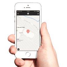 MYNT Smart Tracker und Fernbedienung – Tragbar mit Edelstahl Shell: Schlüssel, Brieftasche Abbildung 3