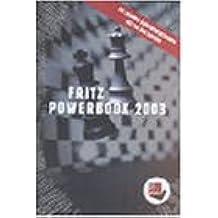 Schach Training, CD-ROMs : Fritz Powerbook 2003, CD-ROM