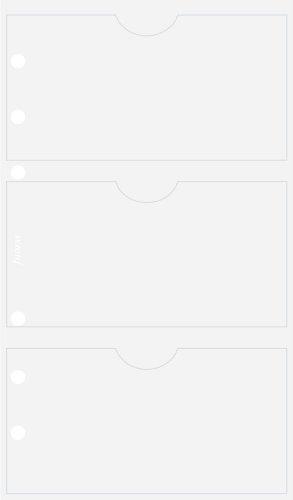 Titolare Filofax Refill Personal Card