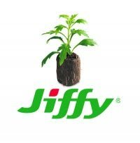 100 St. Jiffy® from highstreethydro Original Quell-Tabletten Torf-Quelltöpfe Aussaaterde