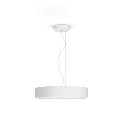 Philips Lighting Fair 4033931P7 Lampada a Sospensione Hue LED Integrata con Telecomando...