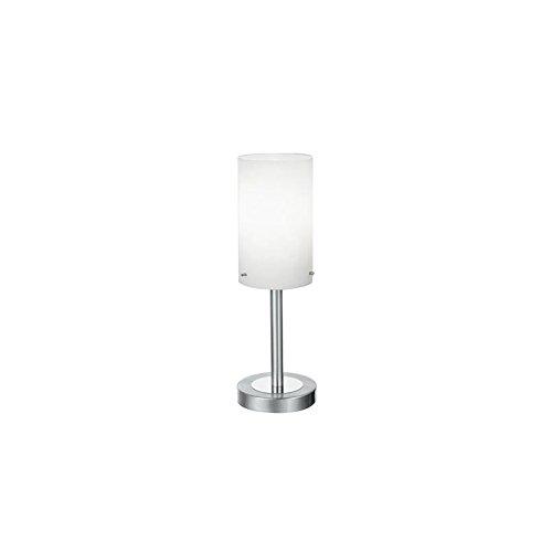 FAN EUROPE - Street lume comandi touch vetro bianco latte