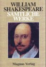 Sämtliche Werke - William Shakespeare