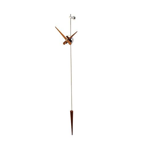 Price comparison product image Nomon Punto y Coma N - Wall Clock Steel