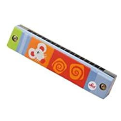 Sevi - Armónica de juguete (Trudi 82268)