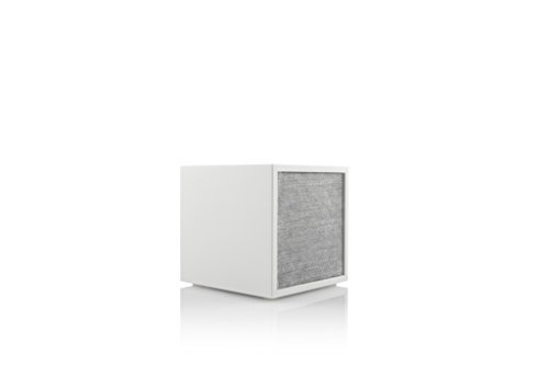 Tivoli Audio Art Collection Cube Multiroom Wand-Lautsprecher (Bluetooth/WiFi) weiß -