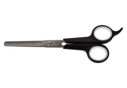 Schere–A gerade Klinge cm 16,51Für Ausführung und Lackstift (Grooming Schere Gerade)