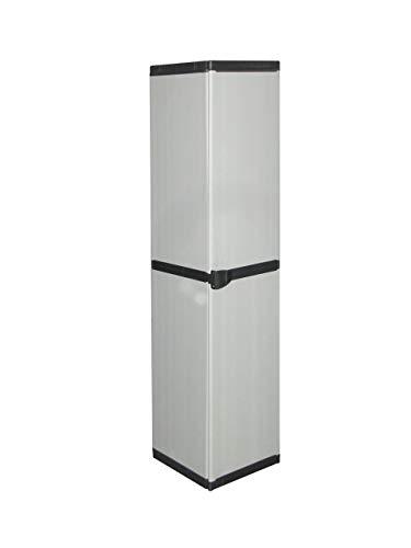 Mongardi 7813C04 - Mueble modular con anta, Gris, 34 x 39,5 x...