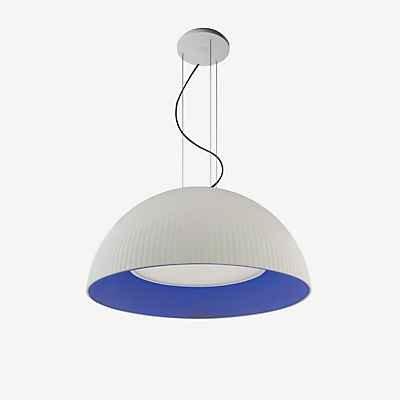 LEDS-C4 Aura – luminaire Aura LED 40 W 3000 K RGB blanc mat