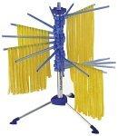 KitchenAid Nudelstaender Nudeltrockner Tacapasta blau zusammenfaltbar