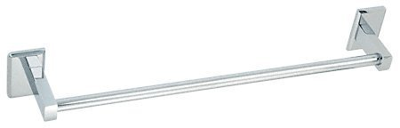 C.R. LAURENCE P1N80024CH CRL Chrome Pinnacle Series 24 Towel Bar by C.R. Laurence -
