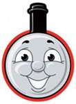 Thomas The Tank Engine Party Masks - Pack of 8. (Thomas The Tank Engine Party)