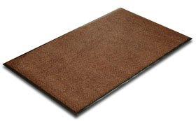 Floordirekt XL - Bicolor Profi-Schmutzfangmatte - 3 Größen - 200x200cm - braun