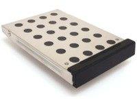 MICROSTORAGE kit825Notebook-Ersatzteil–Komponente für Laptop (HDD Tray, Dell, Inspiron: 6000, 9200, 9300, 9400–E1705, XPS M1710Precision Mobile: M6300, M90XPS: Gen2, M1710, Schwarz, Metallisch, SATA)