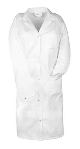 ZOLLNER Laborkittel Arztkittel aus Baumwolle, Größe 42 (weitere verfügbar), Frauen