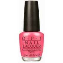 OPI Brazil 2014 Collection Nail Lacquer, Kiss Me I'm Brazilian by OPI - Me Kiss Nägel