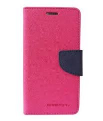 Mercury Flip Cover For Samsung Galaxy Grand 2 - PINK By KPH  available at amazon for Rs.199