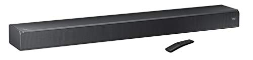 Samsung HW MS550 Channel Smart Soundbar - Samsung HW-MS550 Samsung 2 Channel All in One Smart Soundbar, Black - MS550 - Black (Pack of1)