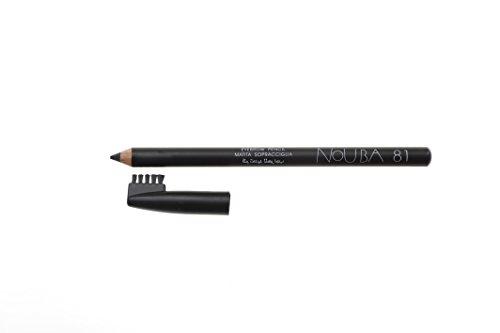 Nouba matita sopracciglia numero 81, Black 1.7g