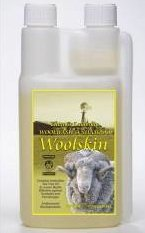WOOLSKIN Australian Sheepskin Shampoo & Wool Wash Conditioner with Tea Tree Oil (500ml) - low-cost UK light shop.