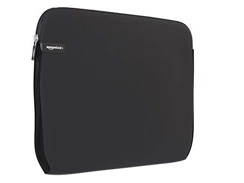 """AmazonBasics Housse pour MacBook Air / MacBook Pro / MacBook Pro Retina / ordinateur portable 33,8 cm (13.3"""") Noir"""