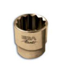 EGA Master 77824–Steckschlüssel 3/10,2cm–60mm nicht glänzend cu-be. (12Kanten)