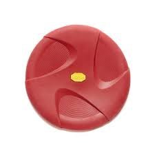 'Vibram disc10Red–Jouet Dog Disc–Assiettes Vibram Pet Toys–Chien–Animal domestique –