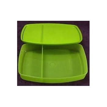 Tupperware Classic Slim Lunch Box, Pink