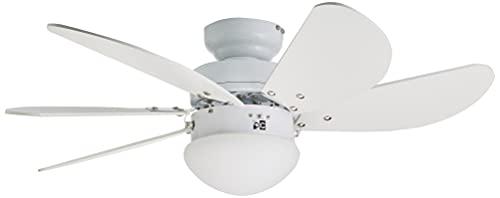 Imagen de Ventilador de Techo Orbegozo por menos de 55 euros.