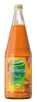 bester Karottensaft ist gesund dennree Bio Möhrensaft (6 x 1000 ml)