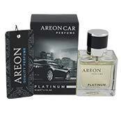 Deodorante per auto, Areon LUX, Platin, 50 m