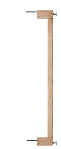 Safety 1st 24940100 Verlängerung für Easy Close Wood Schutzgitter aus Holz, 1 Stück, 8 cm