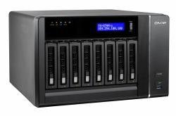 Qnap  TS-879 Pro Desktop-NAS (16TB, 8 Ports) | 5053959205120