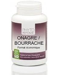 Huile Onagre / Huile Bourrache capsules - 200 Capsules