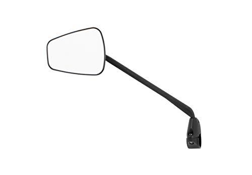 ZEFAL Spy Z56 - Rückspiegel Linkssicheres eBike E-Bike mit bruchsicherem Spiegel und Klappfunktion
