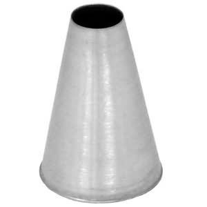 Ea Tube (TUBE PASTRY PLAIN #3, EA, 13-0719 AUGUST THOMSEN CORP KITCHEN TOOLS by Ateco)