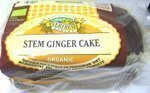 Everfresh Natural Foods Org Stem Ginger Cake 380g