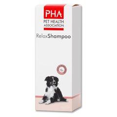 PHA Hund, Shampoo zur Pflege und Beruhigung gereizter Hundehaut, Mit Teebaumöl, Floh- und Zeckenabweisend, Frei von Fipronil, Relax Shampoo, 250 ml