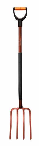 Fiskars 133401 Spatengabel ErgoPlus 122 cm