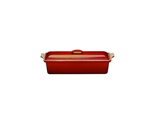 Terrine LE CREUSET rectangulaire