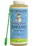 California Baby Bubble Bath ''Holiday'' Vanilla Orange and Lavender -- 13 fl oz by California Baby (English Manual)