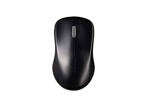 Rapoo 1620 kabellose Maus (Nano-USB für PC, Laptop, Macbook) schwarz