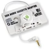 Adaptateur autoradio cassette pr...