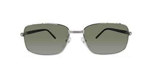 Montblanc Herren Mont Blanc MB503T-16R-62 Sonnenbrille, Braun, 56