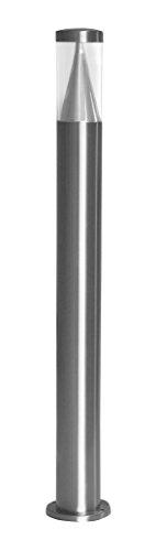 BORNE INOX 15 LED - 80CM